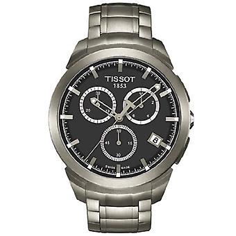 Tissot T069.417.44.061.00 - Titaani hopea mies rannekello
