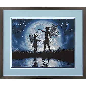 Dimensions Counted Cross Stitch: Twilight Silhouette