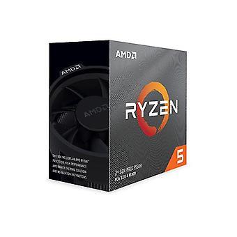 Amd Ryzen 5 3600X 6 Core Am4 Cpu With Wraith Spire Cooler Fan Amd