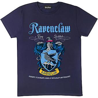 Harry Potter Womens/Ladies Ravenclaw Crest Boyfriend T-Shirt