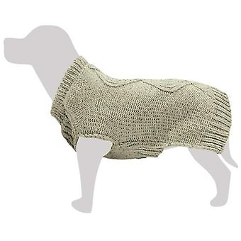 Arquivet Braided Knitted Pullover (Dogs , Dog Clothes , Sweaters and hoodies)