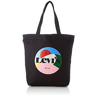 حقيبة ليفي النسائية مع الرسومات الموسمية