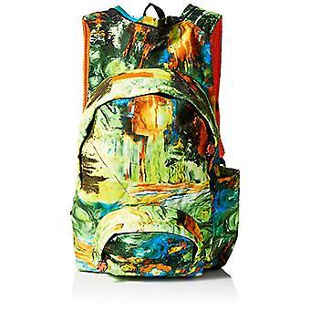 MorikukkoMorikukko Hooded Backpack Van GoghUnisex - AdultZainiMulticolore (Van Gogh)33x8x40 Centimeters (W x H x L)