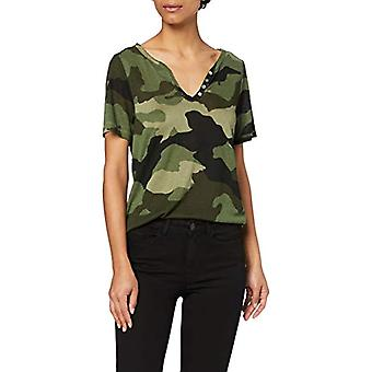 Pepe Jeans Cami T-Shirt, 682forest Green, M Femme