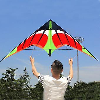 Swift Power Stunt Kite, Dual Line, Einstieg seramieren für Anfänger, Gutes Fliegen