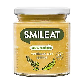 Vegetable Jar with Quinoa 230 g