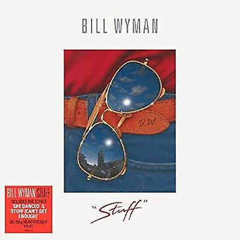 Bill Wyman - Stuff Vinyl