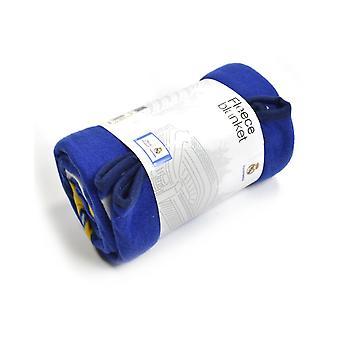 Real Madrid Fade Dizajn Fleece Blanket Nový hrebeň