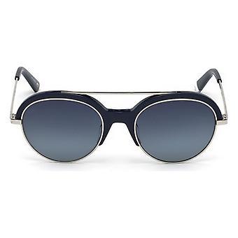 Lunettes de soleil homme LUNETTES WEB WE0226-90W Bleu Noir (ø 51 mm)