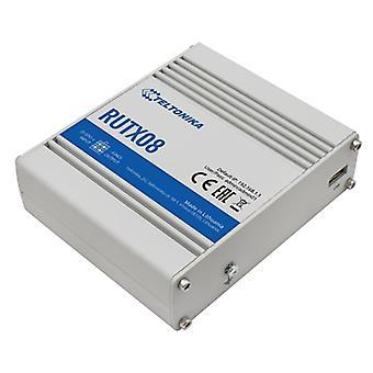 TELTONIKA RUTX08 Gigabit Digital I/O USB RutOS Industrial Ethernet Router