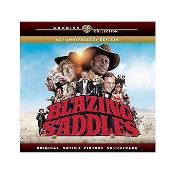 John Morris - Blazing Saddles (Original Motion Picture Soundtrack) Vinyl