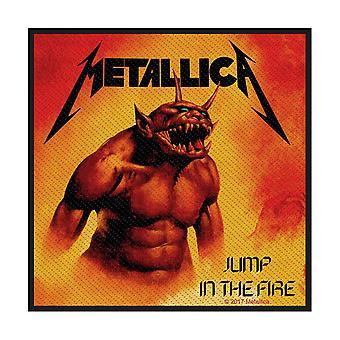 Metallica - Hop i Fire Standard Patch