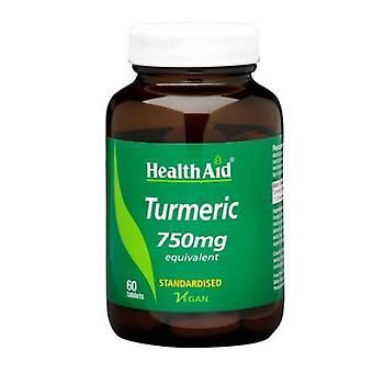 ヘルスエイドウコン750mg錠剤60(804275)