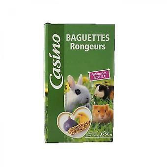 Set Of 3 Fruit Rods - Rodents - 3 X 56 G