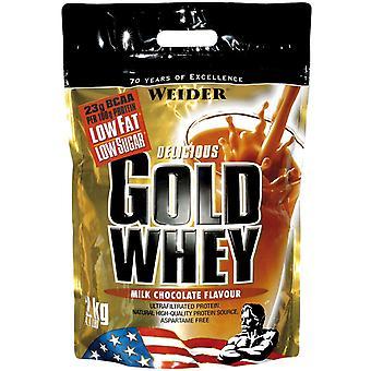 Gold Whey, Vanilla Fresh - 2000 grams