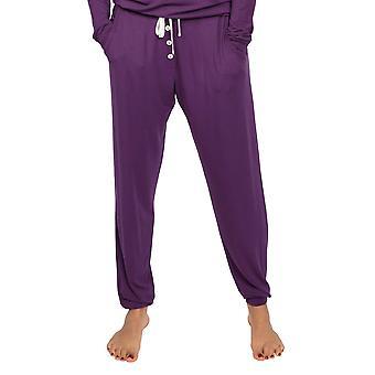 Cyberjammies Margo 4977 Pantalon Pyjama Modal Violet Femme