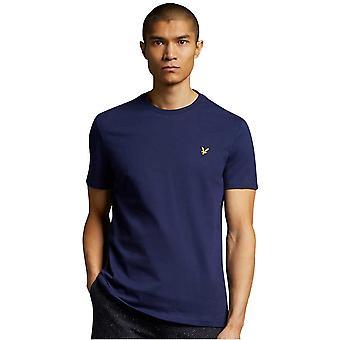 Lyle & Scott Plain T-Shirt - Navy