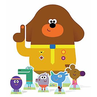 Hey Duggee and The Squirrel Club Cardboard Cutout / Standee Pack