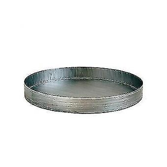 Decorative trays scandinavian style inspired silver storage and decor trays