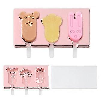 Ice pops contemporary style ice sickle lolly molds 11