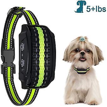 Anti-Belling Halskette, Elektrische Hundekette, wiederaufladbare Dressur halskette, geeignet für 5-65 kg