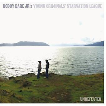 Bobby Jr Bare - Undefeated [Vinyl] USA import