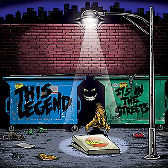 This Legend - It's in the Streets [CD] USA import