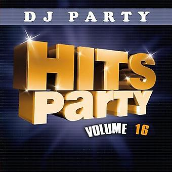 DJ-Party - Hits Party 16 [CD] USA import