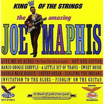 Joe Maphis - kungen av strängarna [CD] USA import