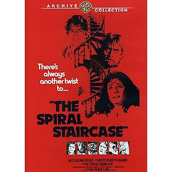 Spiral Staircase (1975) [DVD] USA import