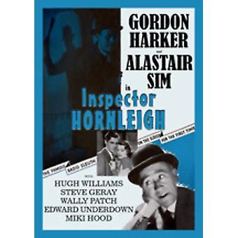 Inspecteur Hornleigh [DVD] USA import