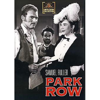 Park Row [DVD] USA import