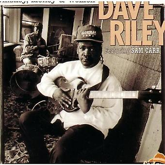 Dave Riley - Whiskey pengar & kvinnor [CD] USA import