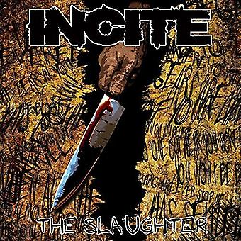 Incite - Slaughter [CD] USA import