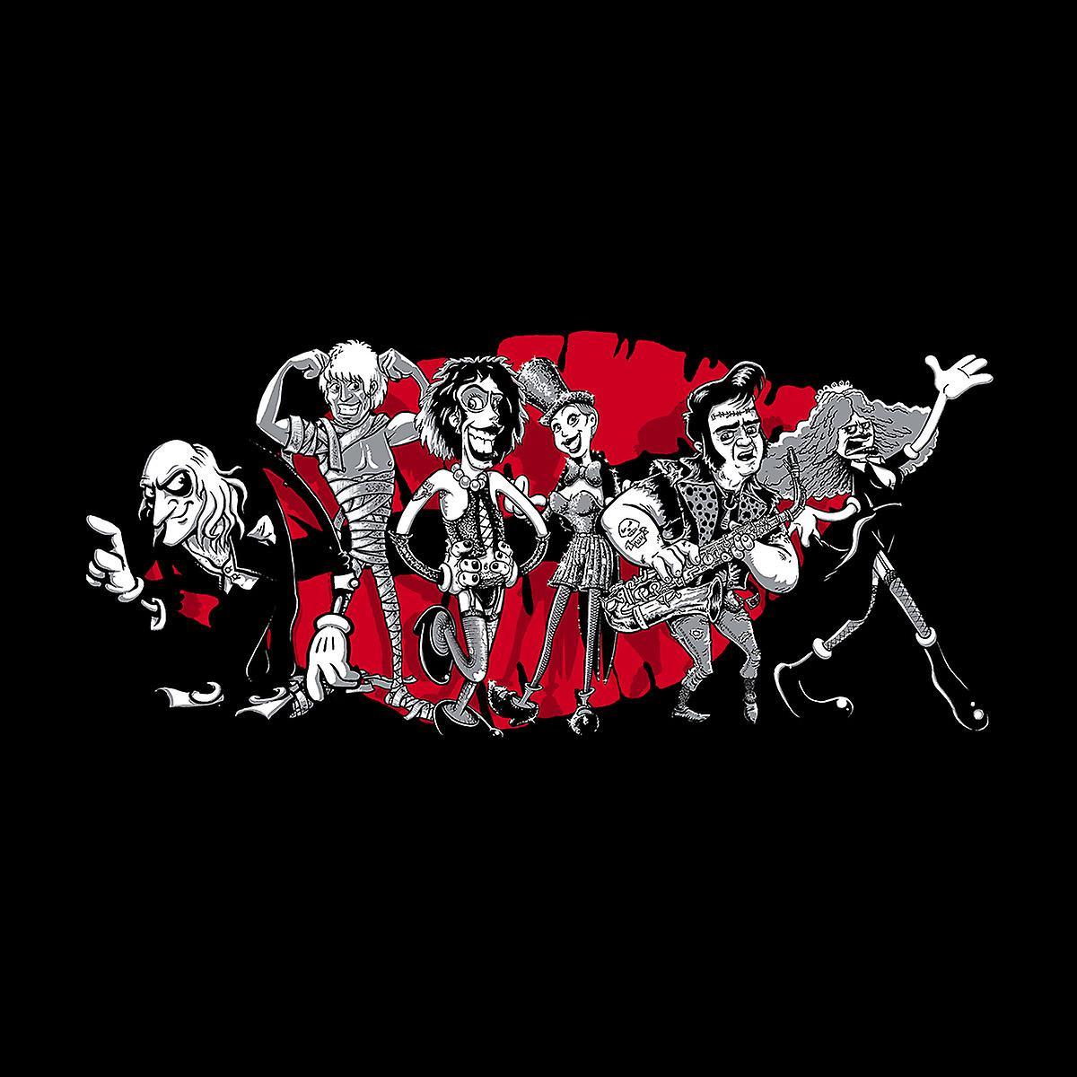 Rocky Horror photo Voir la Gang de Vest Six femmes