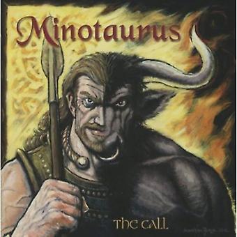 Minotaurus - Call [CD] USA import