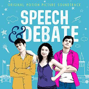 Speech & Debate / O.S.T. - Speech & Debate / O.S.T. [CD] USA import