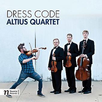 A-Ha / Bolcom / Brubeck / Haydn / Altius Quartet - Dress Code [CD] USA import