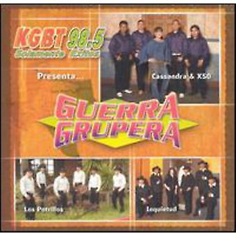 Guerra Grupera - Guerra Grupera [CD] USA import