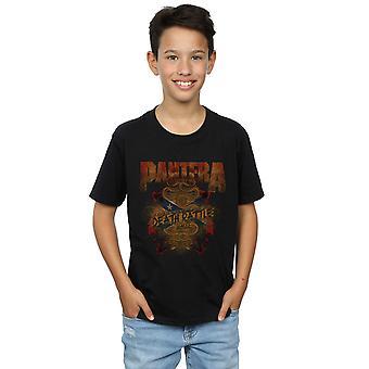 Pantera jungen Röcheln T-Shirt