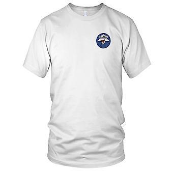 US Navy ZP-911 Luftschiff Patrol Reserve Squadron gestickt Patch - Herren-T-Shirt