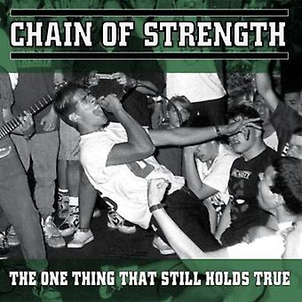 Chain of Strength - One Thing That Still Holds Tru [CD] USA import
