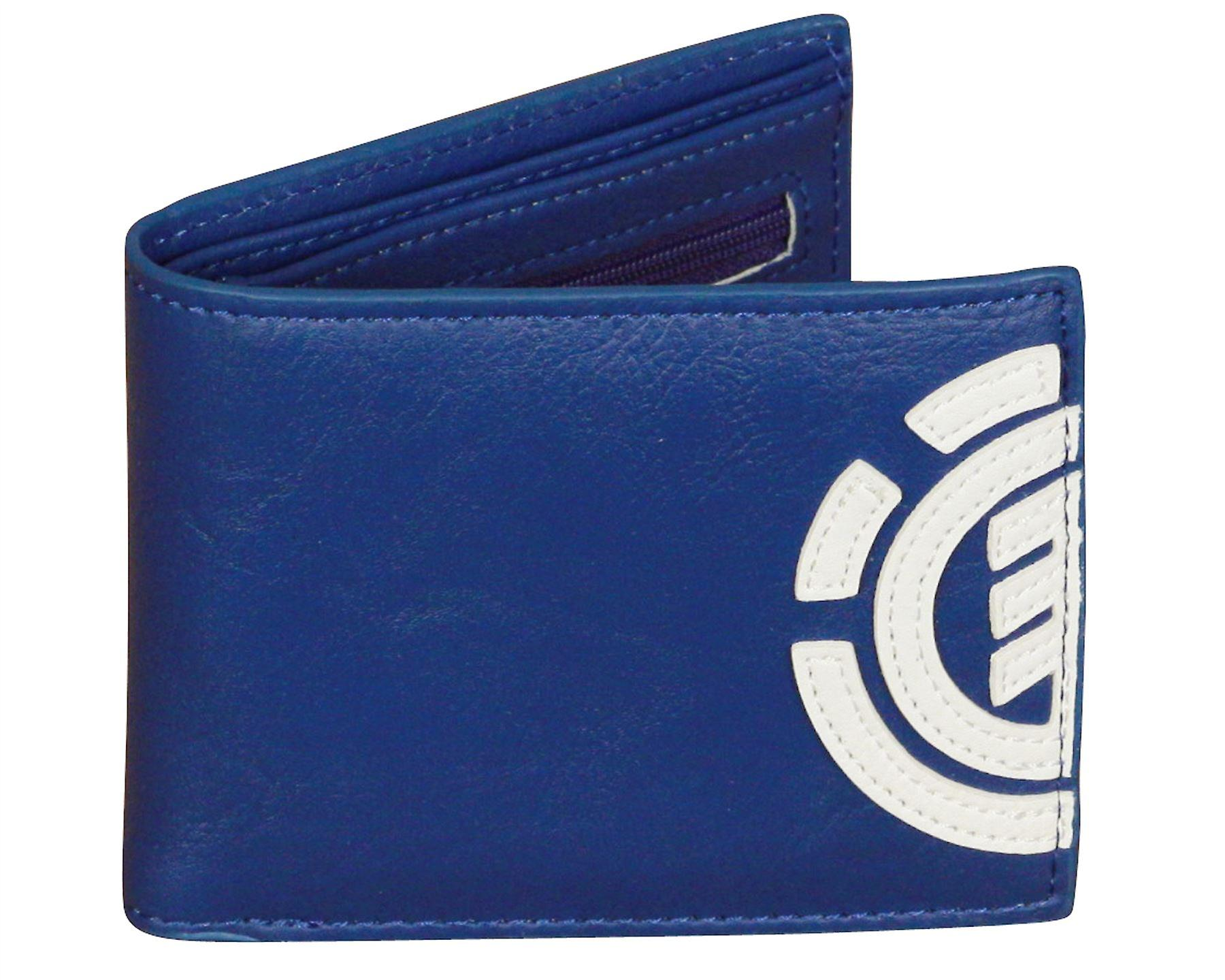 Element Wallet with CC, Note and Coin Pockets ~ Daily boise blue