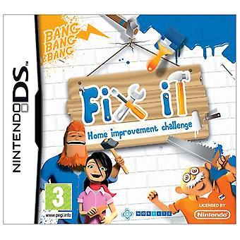 Fix it (Nintendo DS)-nya