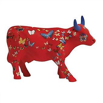 Cow Parade Klaricious/Butterfly (medium ceramic)
