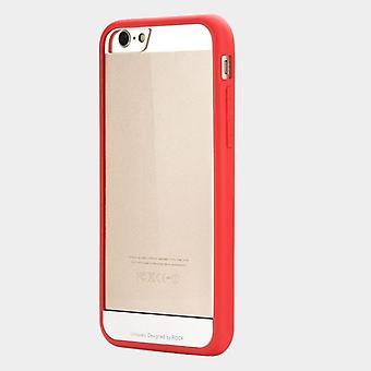 Original rock faceplate bumper red for Apple iPhone 6 plus 5.5