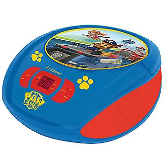 Lexibook Paw Patrol Boombox Radio CD Player (Model No. RCD108PA)