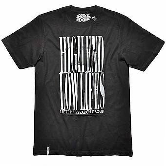 LRG Honorary Scumbag T-shirt Black