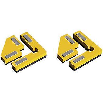 Proses PPR-SS-02 Snap & Glue magnetische L Stück