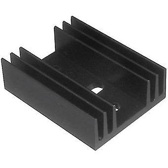 ASSMANN WSW V4330K Disipador térmico de aleta 11 K/W (L x An x H) 29 x 11,5 x 37,5 mm KLP